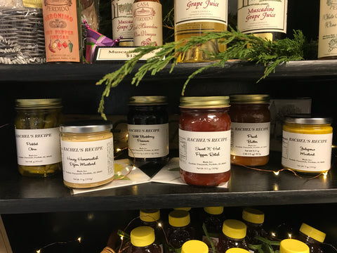 Rachel's Jams and Preserves by Perdido Vineyards