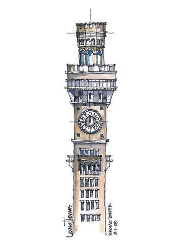 Baltimore, Maryland, Bromoseltzer Tower