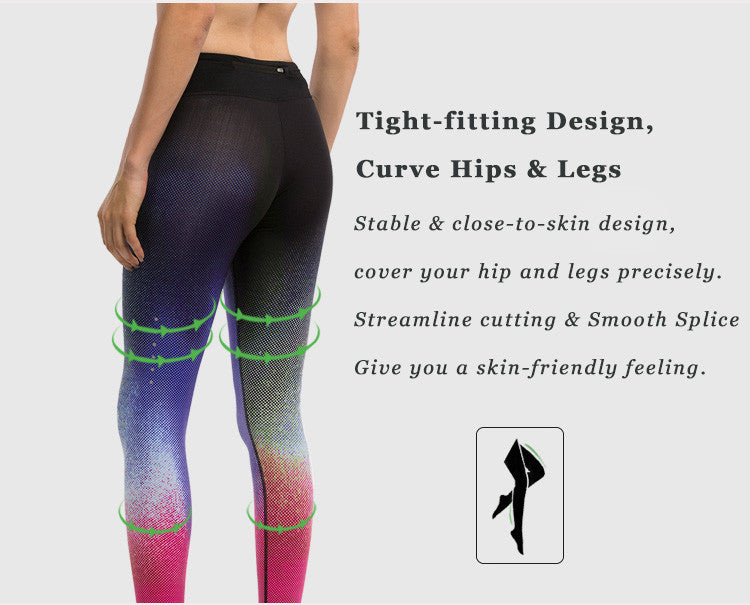 Tight-fitting Design, Curve Hips & Legs; Stable & close-to-skin design, cover your hip and legs precisely; Streamline cutting & Smooth Splice; Give you a skin-friendly feeling.