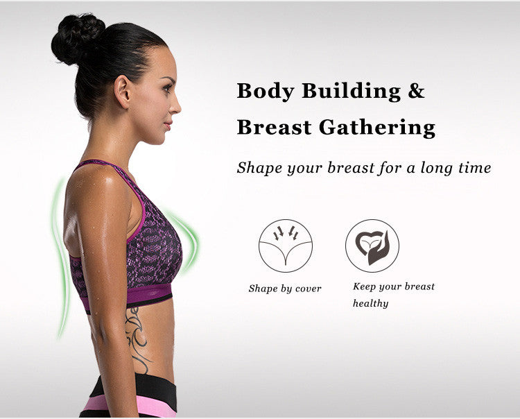 Body Building & Breast Gathering,Shape your breast for a long time.Shape by cover,Keep your breast healthy