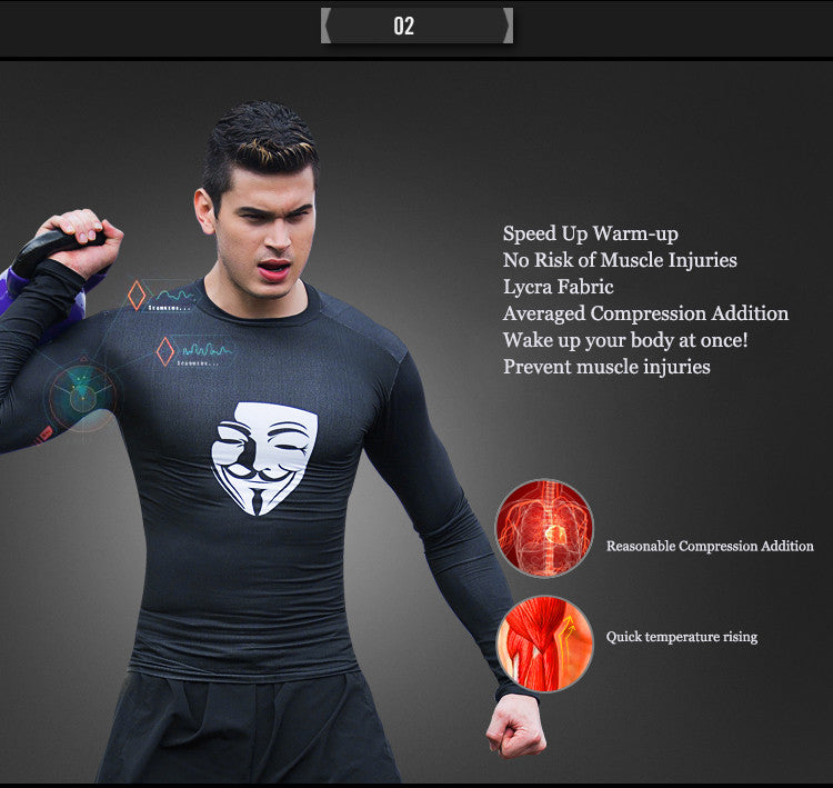 Speed Up Warm-up    No Risk of Muscle Injuries.Lycra Fabric,Averaged Compression Addition.Wake up your body at once!Prevent muscle injuries.Reasonable Compression Addition,Quick temperature rising