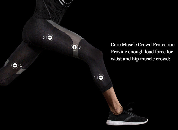 Core Muscle Crowd Protection,Provide enough load force for waist and hip muscle crowd;