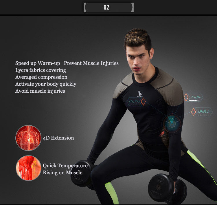 Speed up Warm-up   Prevent Muscle Injuries,Lycra fabrics covering,Averaged compression.Activate your body quickly,Avoid muscle injuries.4D Extension,Quick Temperature Rising on Muscle