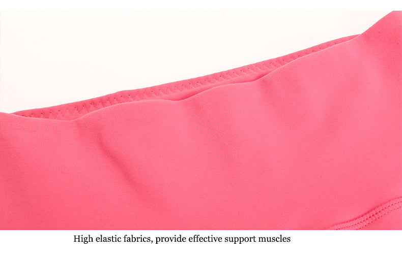 Hollow out design,suffficient ventilation. High elastic fabris,provide effective support muscles.