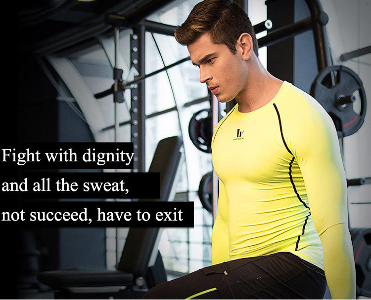 Fight with dignity and all the sweat, not succeed, have to exit