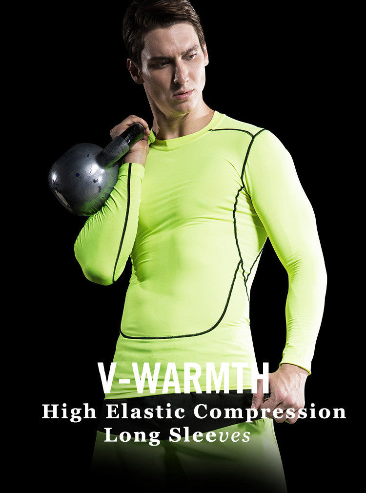 High Elastic Compression Long Sleeves