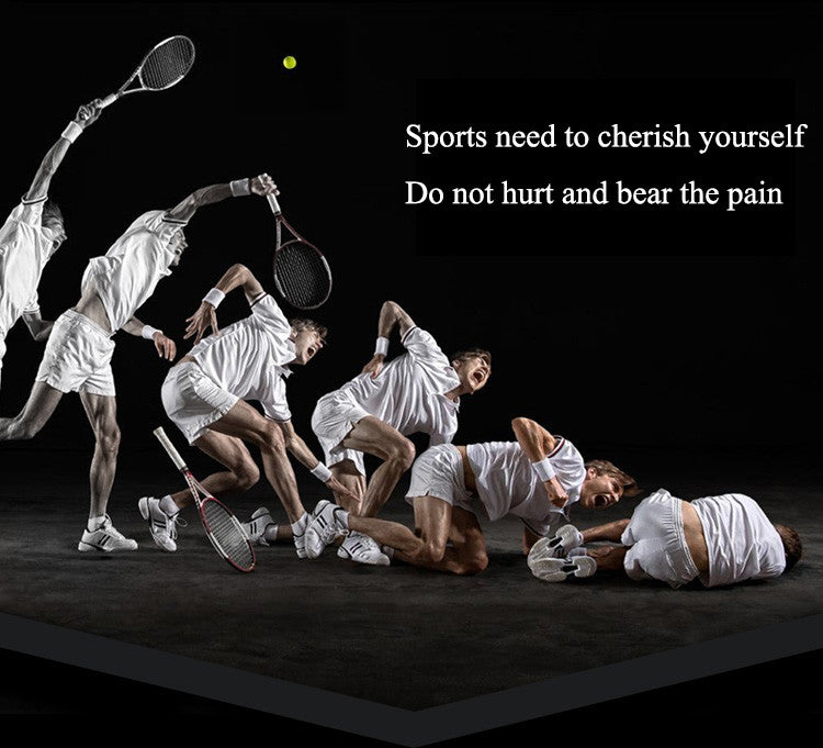 Sports need to cherish yourself.Do not hurt and bear the pain