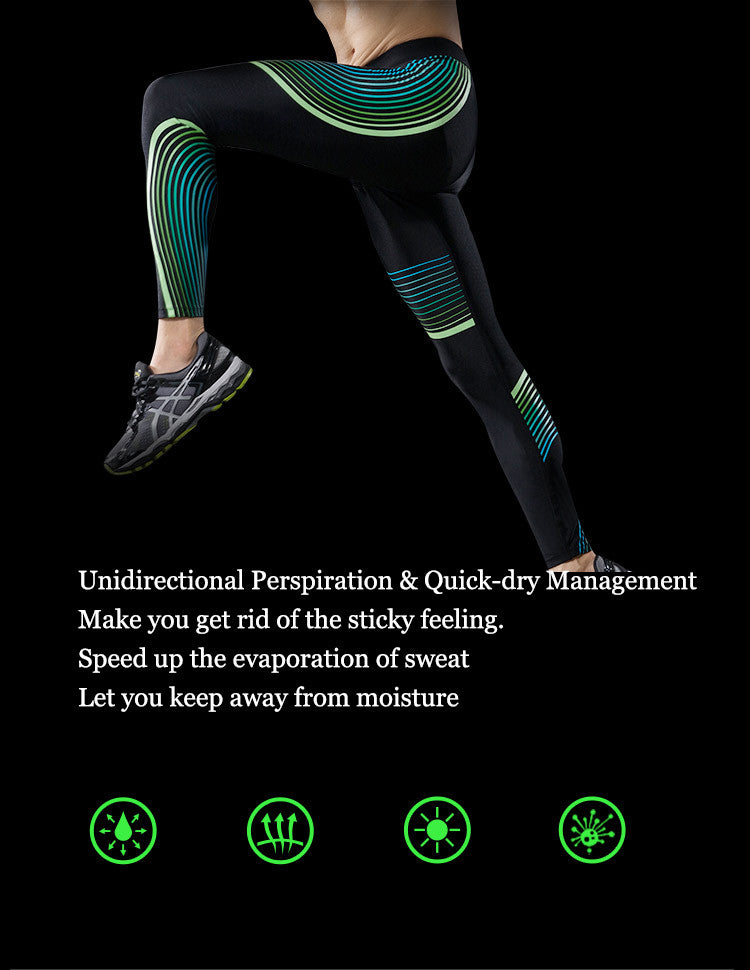 Unidirectional Perspiration & Quick-dry Management.Make you get rid of the sticky feeling.Speed up the evaporation of sweat,Let you keep away from moisture