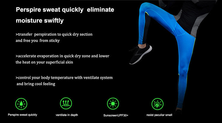 Perspire sweat quickly eliminate moisture swiftly. Transfer perspiration to quick dry section and free you from sticky. Accelerate evaporation in quick dry zone and lower the heat on your superficial skin. control your body temperature with ventilate system and bring cool feeling.