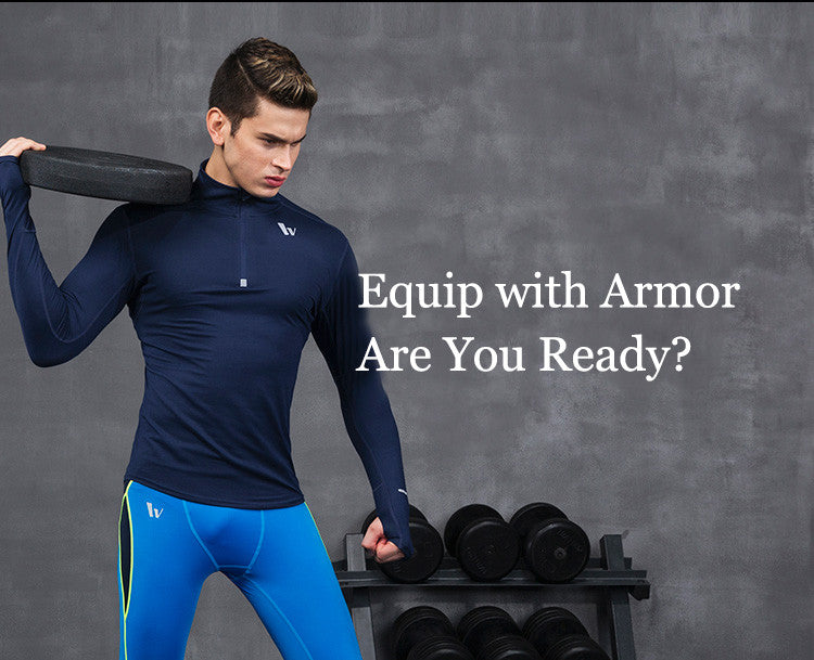 Equip with Armor,Are You Ready?