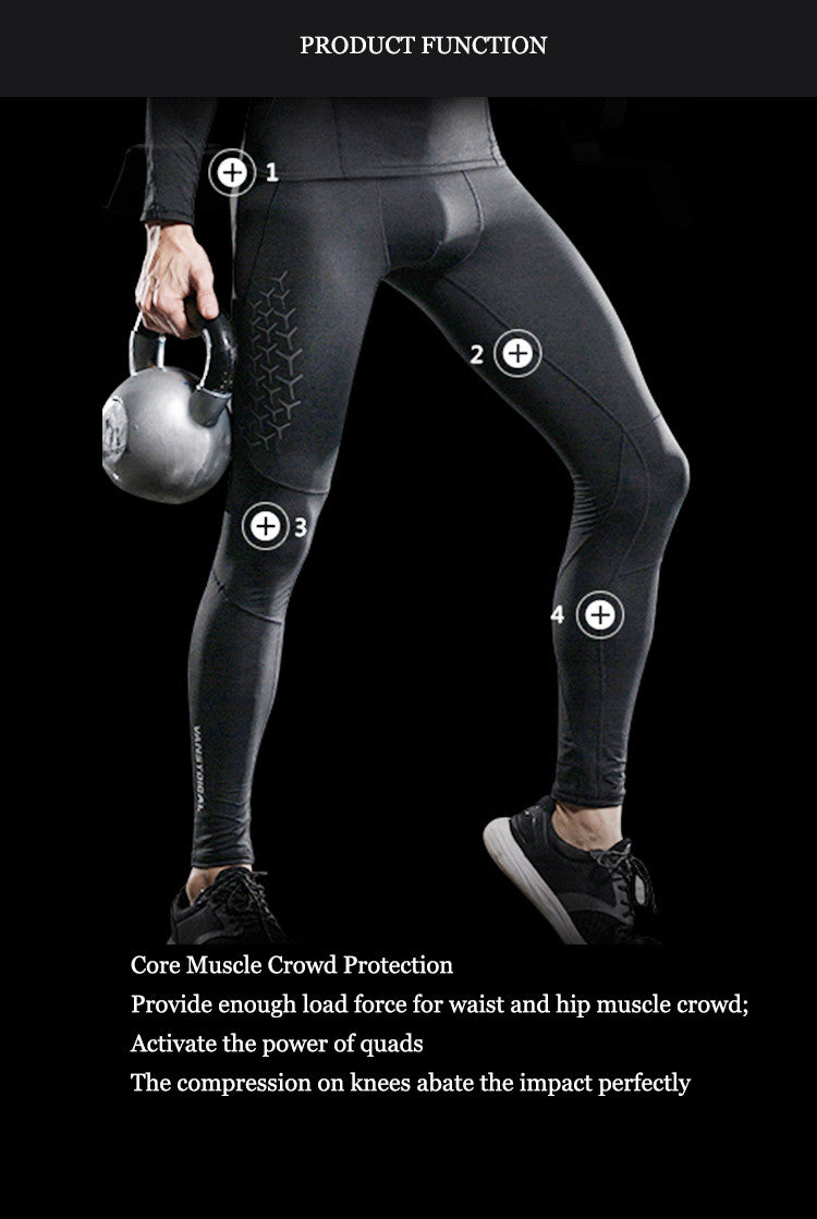 Core Muscle Crowd Protecion,Provide enough load force for waise and hip muscle crowd;Activate the power of quads.The compression on knees abate the impact perfectly