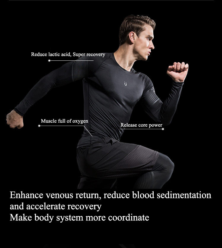 Reduce lactic acid, Super recovery,Muscle full of oxygen,Release core power.Enhance venous return, reduce blood sedimentation and accelerate recovery .Make body system more coordinate