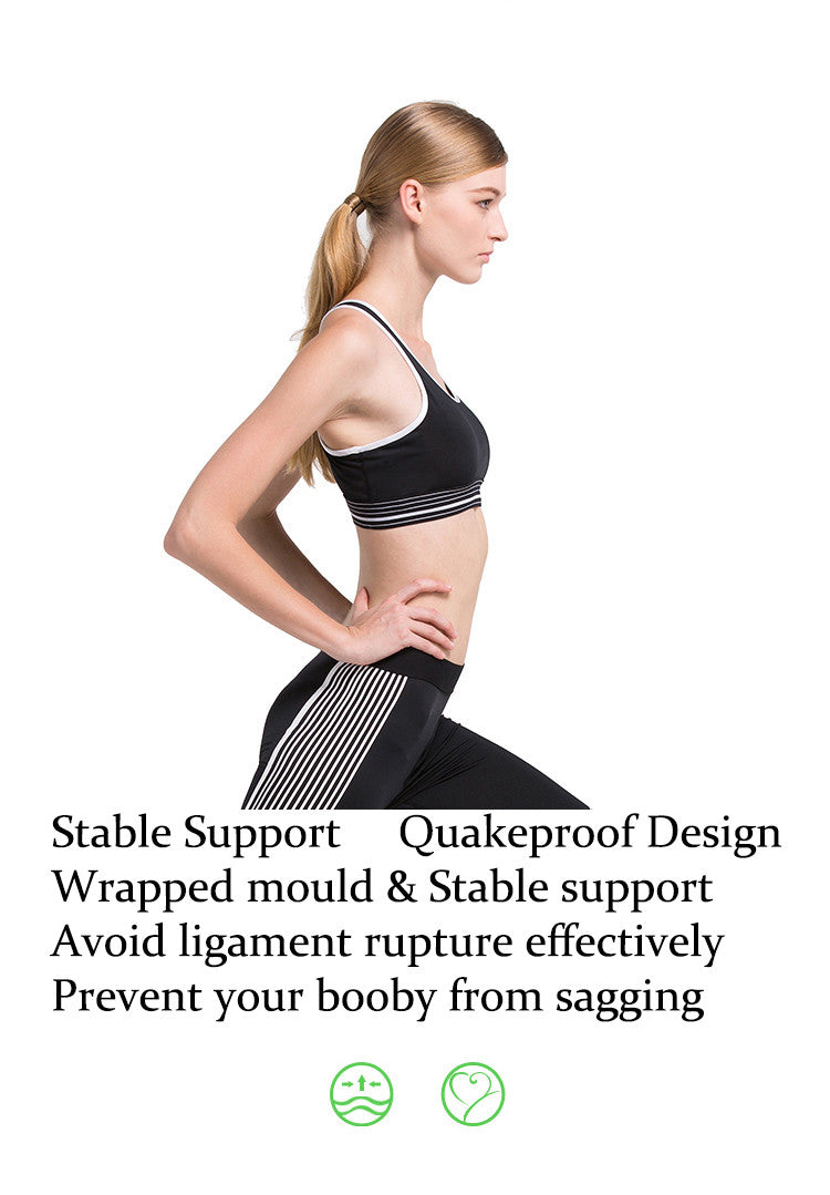 Stable Support.Quakeproof Design.Wrapped mould & Stable support.Avoid ligament rupture effectively.Prevent your booby from sagging.