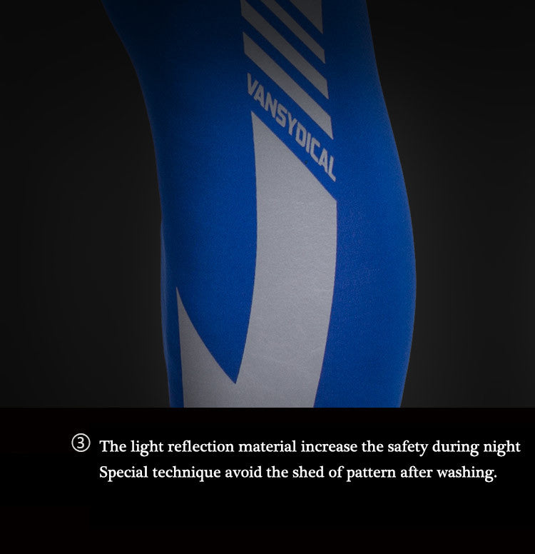 The light reflection material increase the safety during night.Special technique avoid the shed of pattern after washing.