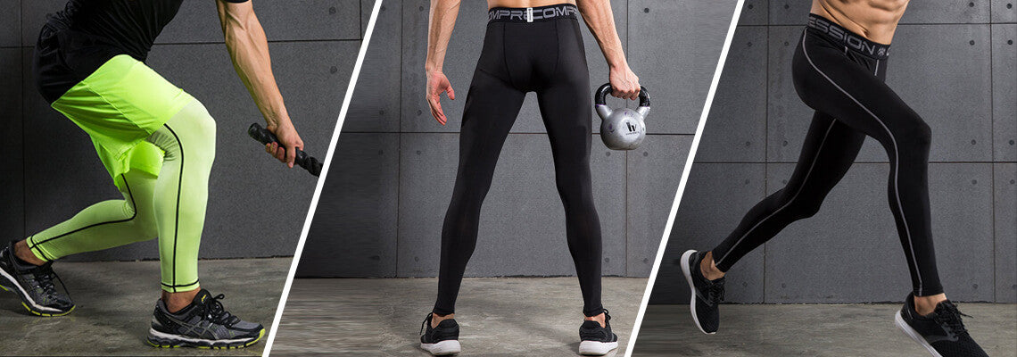 This collection is mens compression pants, can be wearing to do fitness workout. Our leggings, will protect your muscle, give muscle more oxygen, to train longer, recover faster.