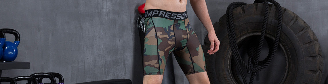 These compression shorts for men are perfect for training in summer. it will protect your leg max and recover faster.