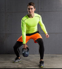 Men Classic Compression Long Sleeve