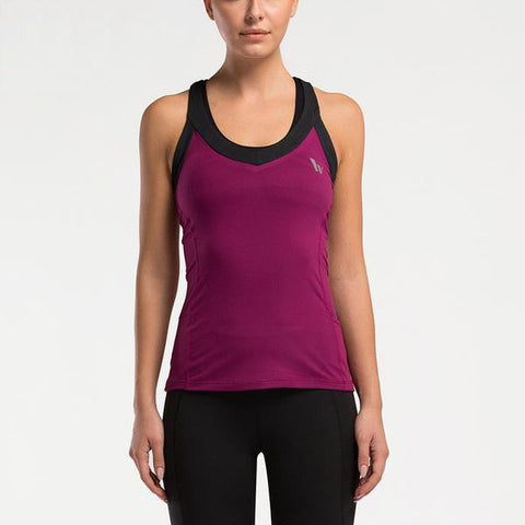 Shell Shaped Womens Workout Tanks