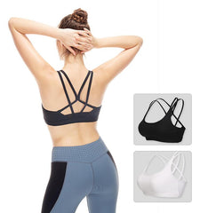 Four Lines Multi Strapped Bra