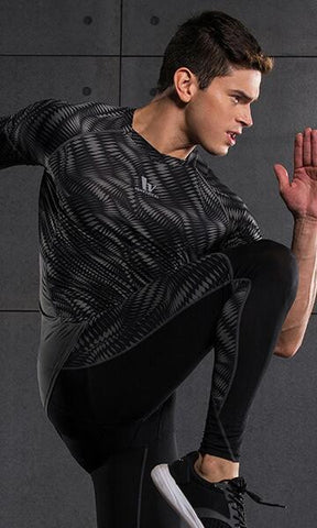 Ripple Compression Shirts