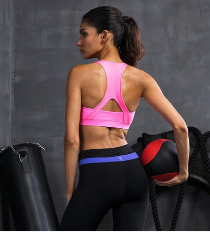 Triangle Back Moving Comfort Sport Bra