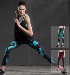 This yoga leggings printed with geometrical abstract pattern is combined with breathable technology, making you enjoy yourself in the sports. Sales channels Manage  Visible on 1 of 1 Online Store Organization Product type Vendor Collections      Cycling     Fitness     Running     Sport     Women's     Women's Leggings     Women's Bottoms     Yoga  Tags View all tags      Women     Winter     Summer     Spring     Autumn