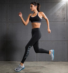 Saying Can Do It Compression Leggings for Women