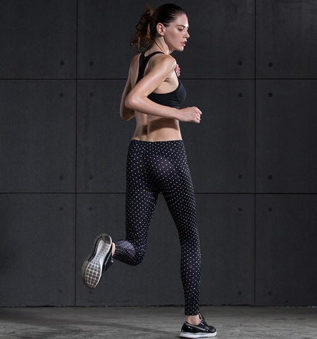 This compression pants for women help you get rid of sweat and keep fresh all the time. Through the anti-odor technology you can get rid of sweat sticky feeling...