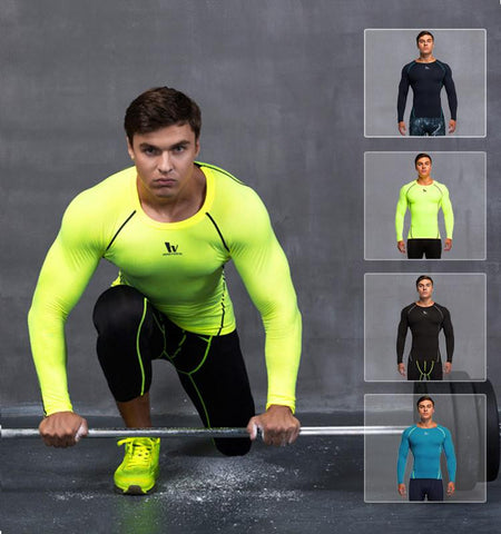 This classic long sleeve workout shirts has perfect muscle focus, moisture management and heat dissipation that can enhance your performance and posture. Sales channels Manage  Visible on 1 of 1 Online Store Organization Product type Vendor Collections      Cycling     Men's Tops     Fitness     Men's     Men's Long Sleeves     Sport     Running  Tags View all tags      Winter     Men