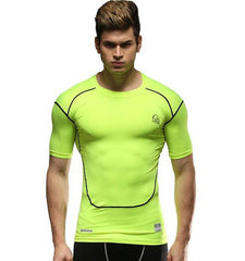 Classic Short Sleeve Compression Shirts