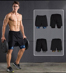This cheap gym clothing of training shorts will offer you a perfect heat dissipation, muscle focus function can obviously reduce the risk of injury.