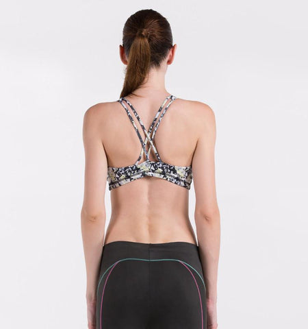 This flower print sports bra designed to fit the athlete's stature, can make a variety of difficult moves like breathing, even the hardest gym exercises. Sales channels Manage  Visible on 1 of 1 Online Store Organization Product type Vendor Collections      Fitness     Running     Sport     Women's     Women's Bra     Yoga  Tags View all tags      Women     Winter     Summer     Spring     Autumn