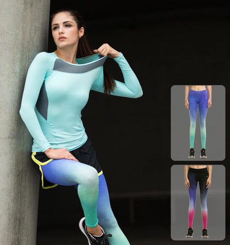 This women's galaxy compression legging with quick drying and one-way perspiration technology make you get rid of sticky feeling. Sales channels Manage  Visible on 1 of 1 Online Store Organization Product type Vendor Collections      Women's Bottoms     Women's Leggings     Cycling     Fitness     Running     Sport     Women's     Yoga  Tags View all tags      Women     Winter     Summer     Spring     Autumn