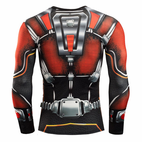 Paul Rudd Ant Man T Shirt Long Sleeves