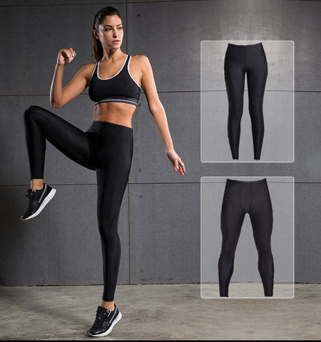This fitness training tight pants has high impact compression, perfect function which increase blood flow and oxygen supply to your core muscles.