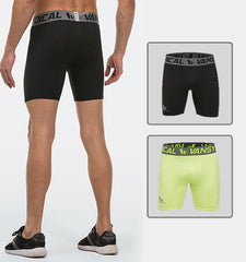 This men's workout shorts can be your training partner. Its compression function make you recover fast and enhance your performance.