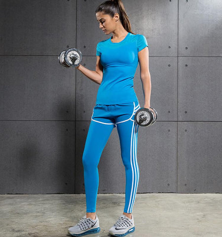Training Tops - Affordable Workout Clothes in Mesh Splice