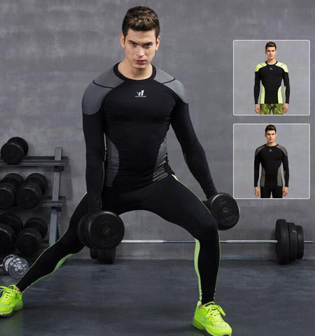 This men's compression long sleeve workout shirts, designed to provide unrestricted comfort because of its good ventilation and heat dissipation.