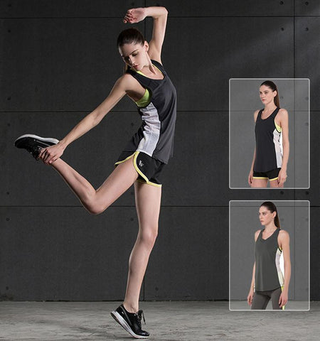 This Women's loose fitting workout tank tops has the feature of anti-peculiar smell, keep your body clean and make you comfortable in the sports.