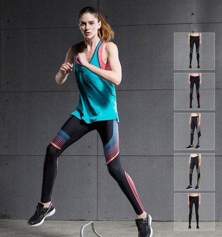 This compression pants for women with stream lines pattern, always clean, always comfortable Quick drying and breathable VU-POW fabric keeps skin comfortable. Sales channels Manage  Visible on 1 of 1 Online Store Organization Product type Vendor Collections      Fitness     Cycling     Running     Sport     Women's     Women's Bottoms     Women's Leggings     Yoga  Tags View all tags      Women     Winter     Summer