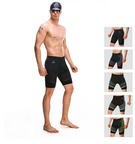 This compression shorts for men help you get rid of sweat, make you dry and comfortable. It is the perfect clothing for gym workout in cheap price.