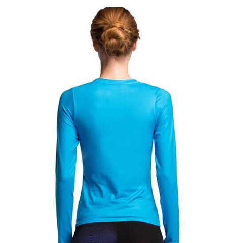 This long sleeve running top for women can against peculiar smell and keep fresh all the time. Its perspiration technology get your body out of stickiness. Sales channels Manage  Visible on 1 of 1 Online Store Organization Product type Vendor Collections      Cycling     Fitness     Sport     Running     Women's     Women's Long Sleeves     Women's Tops     Yoga  Tags View all tags      Women     Winte