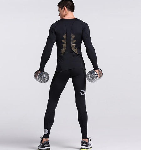 This men's compression pants for gym workout, can be your good training partner which provide you with good moisture management and ventilation. Sales channels Manage  Visible on 1 of 1 Online Store Organization Product type Vendor Collections      Cycling     Men's Bottoms     Men's Leggings     Fitness     Men's     Running     Sport  Tags View all tags      Summer     Spring