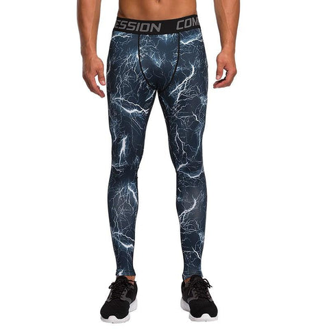Lightning  Men legging