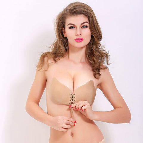 Strapless Extreme Push Up Bra