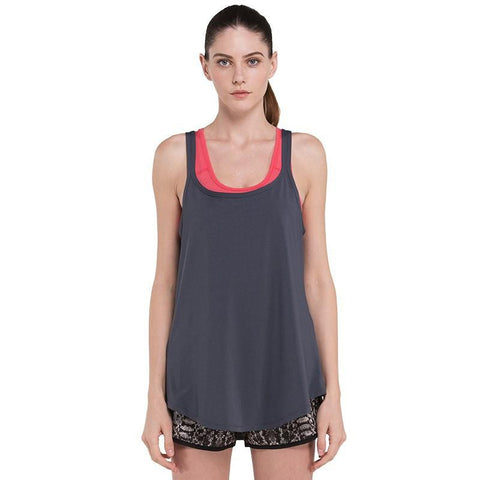 Butterfly Shaped Loose Workout Tanks
