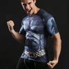 Image of Batman Funny Workout Shirts