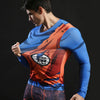 Image of Dragon Ball Z Workout Shirts