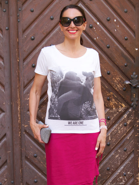 Ethical fashion: Ape t shirt │Rachel & Shai│