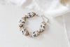 Swarovski crystal Vintage style Wedding bracelet - Treasures by Agnes